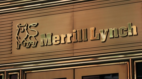 Image: New York City offices of Merrill Lynch, 2008.