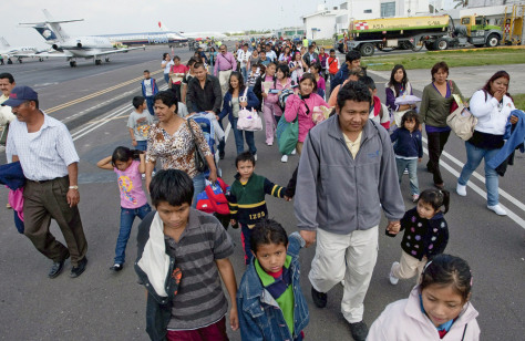 Image: Exodus from Juarez