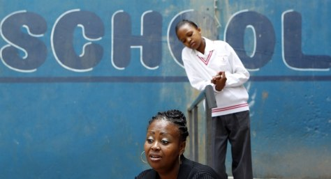 Image: School in Johannesburg