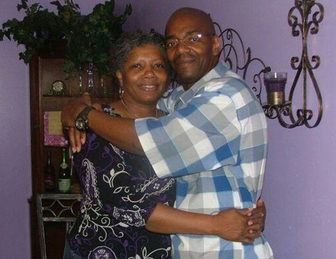 Image: Cornelius Dupree Jr., right, and his wife Selma Perkins Dupree