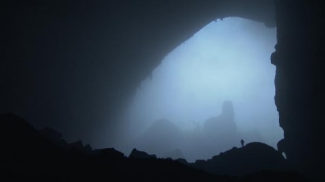 Image: Son Doong cave.