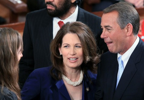 Image: U.S. Rep. Michelle Bachmann