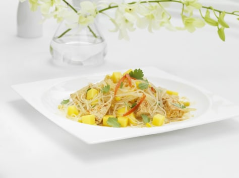 Image: Baked Tofu Noodles