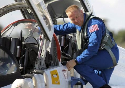 Image: Astronaut Tim Kopra