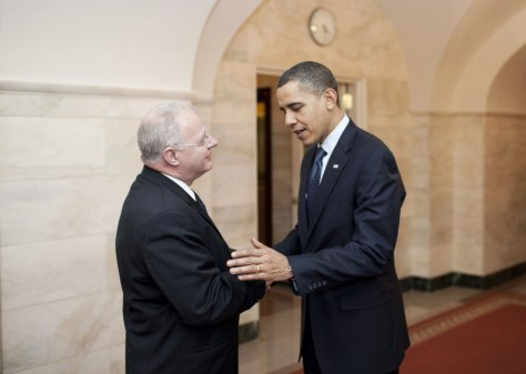 Image: President Obama and Howard A. Schmidt
