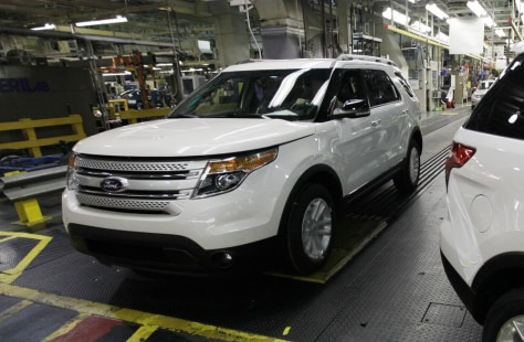 Image: Ford Explorer