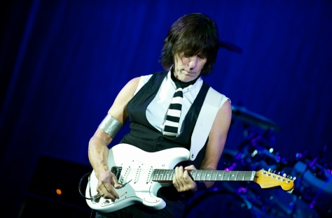 Image: Jeff Beck