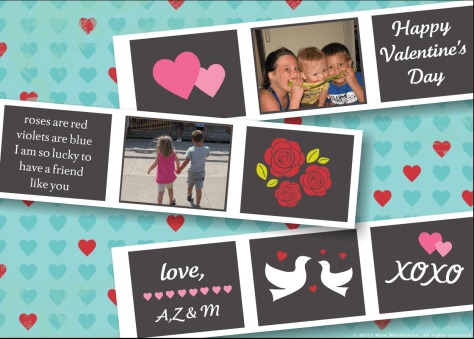 Image: Smilebox valentine