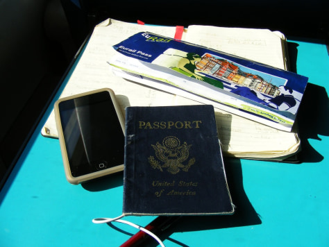 Image: passport