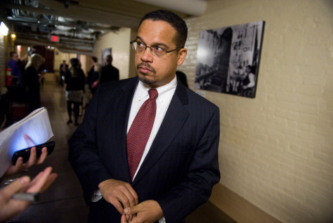 Image: Rep. Keith Ellison