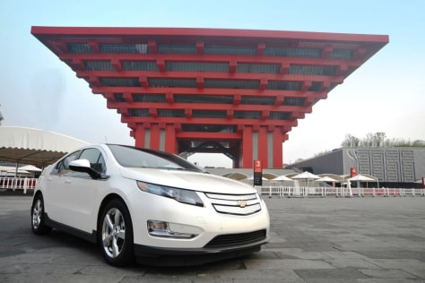 Image: Chevrolet Volt in China