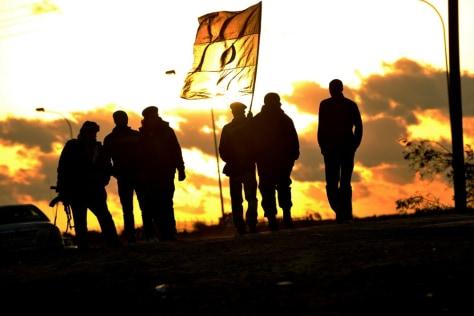 Image: Libyan rebel fighters