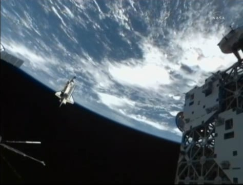 space shuttle grid - photo #11