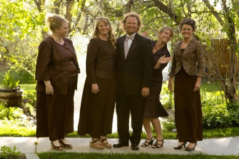 Image: 'Sister Wives'
