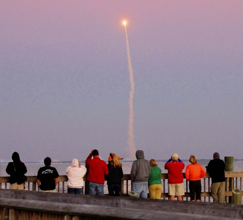 Image: DELTA IV ROCKET LAUNCH