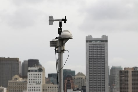 Image: Bay Area RadNet detector