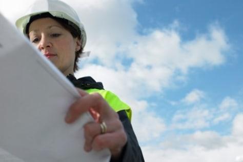 Image: Construction supervisor