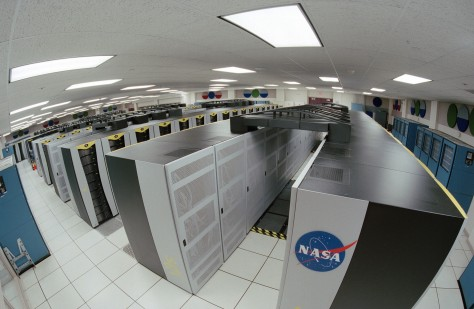 Image: NASA computers