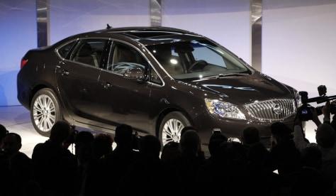 Image: 2012 Buick Verano