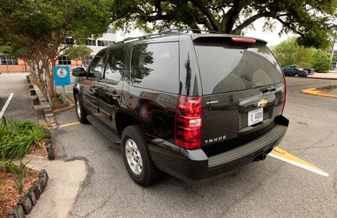 Image: New Chevrolet Tahoe