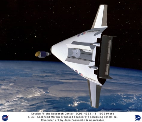 replacement for the space shuttle program - photo #46