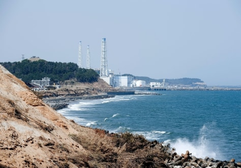 Image: Inside Fukushima Nuclear Plant Evacuation Zone