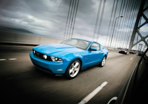 Image: Ford Mustang GT