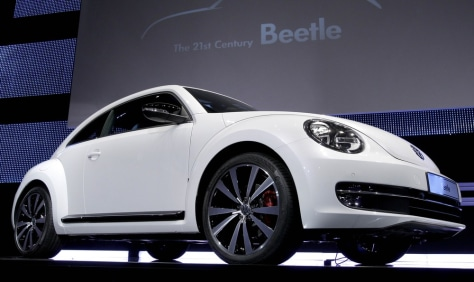 how much life is left in the vw beetle business the driver seat nbc news. Black Bedroom Furniture Sets. Home Design Ideas