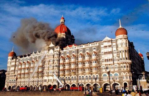Image: Taj Hotel in Mumbai