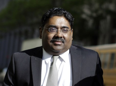 Image: Galleon hedge fund founder Raj Rajaratnam