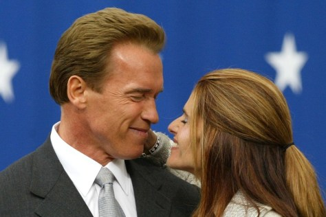 Image:Arnold Schwarzenegger and Maria Shriver