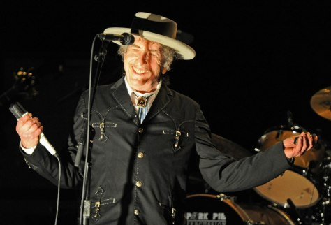 Image: Bob Dylan