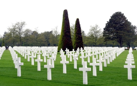 Image: AMERICAN CEMETERY