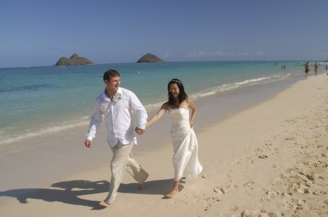 Image: destination wedding