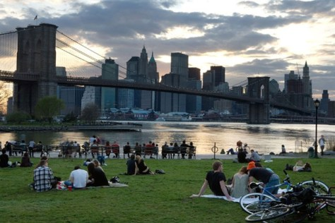 Image: Brooklyn Bridge Park