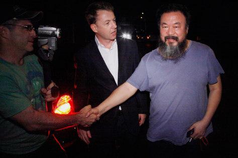 Image: Artist Ai Weiwei