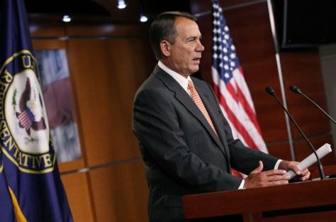 Image: John Boehner