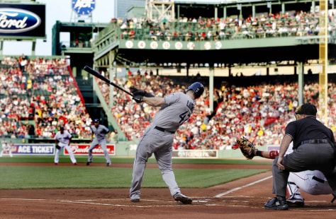 Image: Ryan Ludwick batting