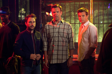 Image: The new movie 'Horrible Bosses'