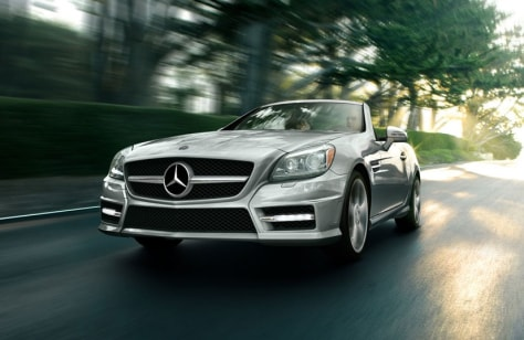 Image: The new SLK