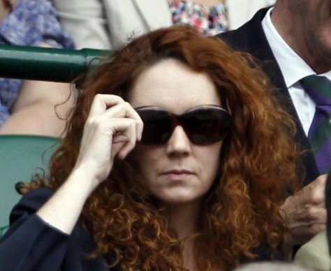 Image: Rebekah Brooks, chief executive of News International