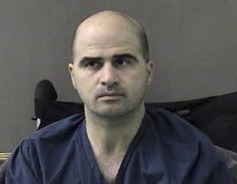 Image: Major Nidal Hasan
