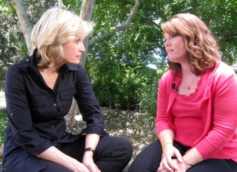 Image: Jaycee Dugard and ABC's Diane Sawyer