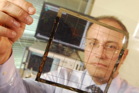 Image: Image of energy harvesting device