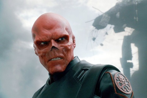 "Image: Red Skull in ""Captain America"""