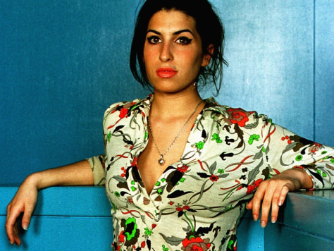 Image: Amy Winehouse