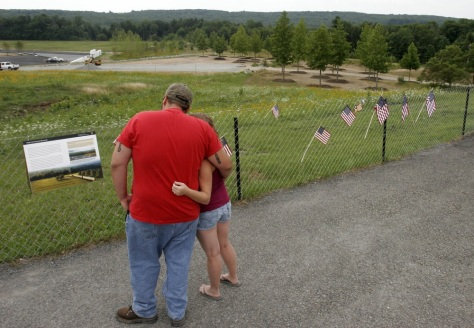 Image: Flight 93 memorial