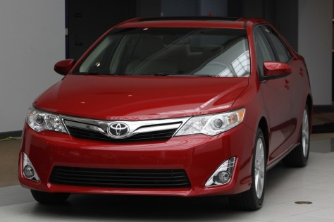 Image: 2012 Toyota Camry