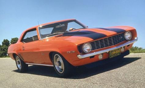 Image: 1969 Camaro