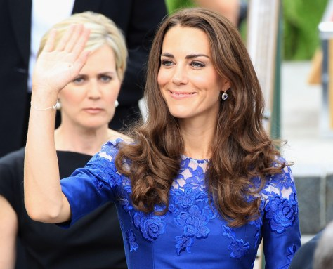 Image: Catherine, Duchess of Cambridge
